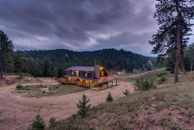 60 N County Highway 67, Sedalia, CO 80135 (#1895461) :: Colorado Home Realty