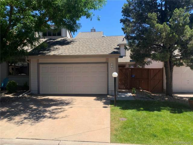 146 Xenon Street #8, Lakewood, CO 80228 (MLS #1895527) :: Keller Williams Realty