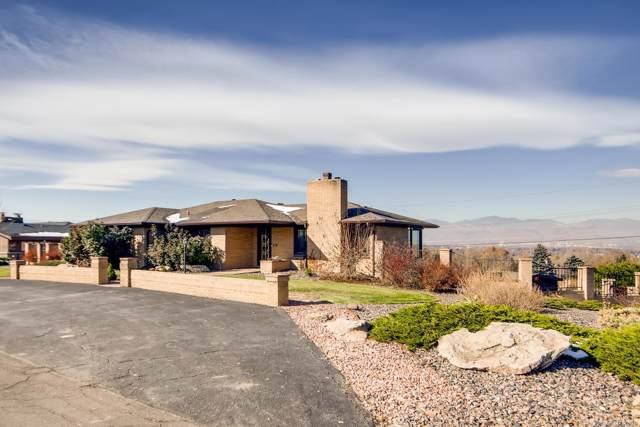 27 Hillside Drive, Wheat Ridge, CO 80215 (#1895568) :: Wisdom Real Estate