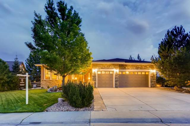 5640 Sawdust Loop, Parker, CO 80134 (MLS #1895585) :: Bliss Realty Group