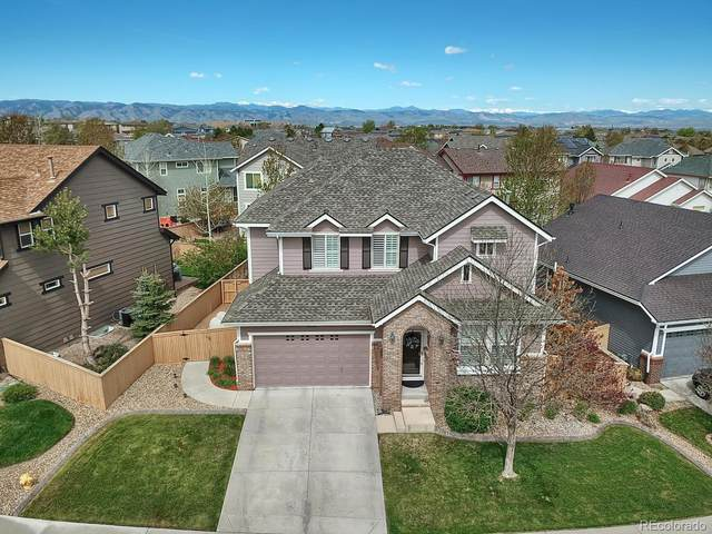 3121 Redhaven Way, Highlands Ranch, CO 80126 (#1895621) :: Mile High Luxury Real Estate
