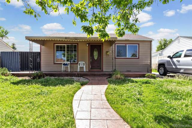 135 Stuart Street, Denver, CO 80219 (#1896006) :: Mile High Luxury Real Estate