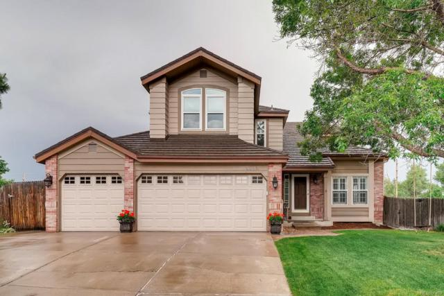 6822 W Friend Place, Littleton, CO 80128 (#1896025) :: The Gilbert Group