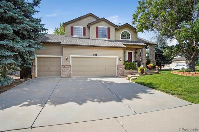 7463 Indian Wells Cove, Lone Tree, CO 80124 (#1896058) :: Colorado Home Finder Realty