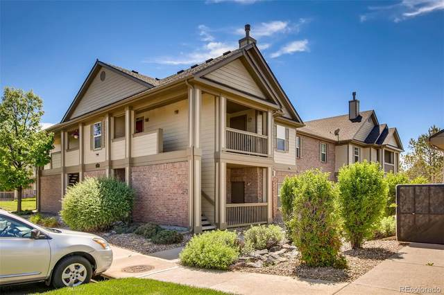 23336 E 5th Place #103, Aurora, CO 80018 (#1896262) :: The DeGrood Team