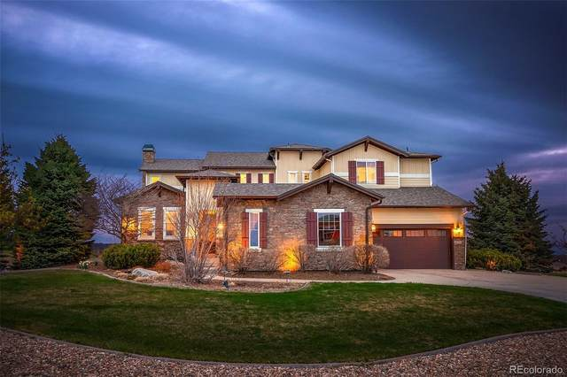 5295 Talavero Place, Parker, CO 80134 (#1896958) :: The DeGrood Team