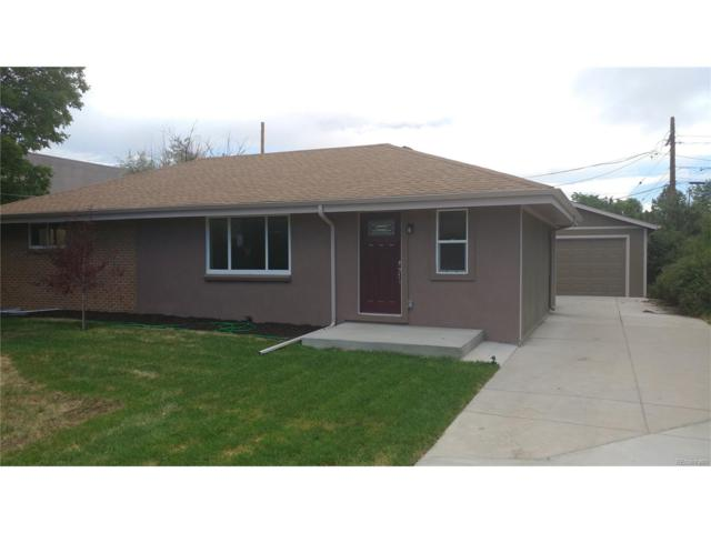 7391 W Ellsworth Avenue, Lakewood, CO 80226 (MLS #1897125) :: 8z Real Estate
