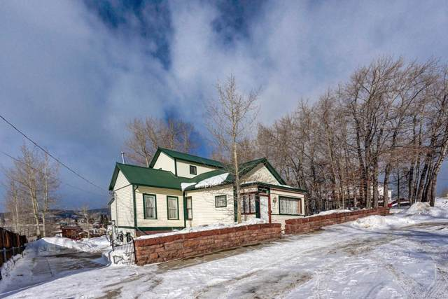 414 E 3rd Street, Leadville, CO 80461 (#1897197) :: Relevate | Denver