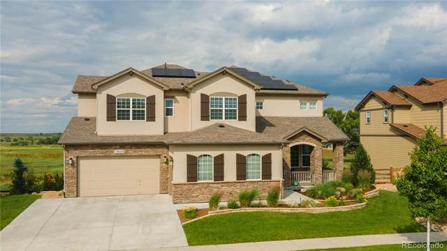 13929 W 89th Loop, Arvada, CO 80005 (#1897660) :: The Gilbert Group