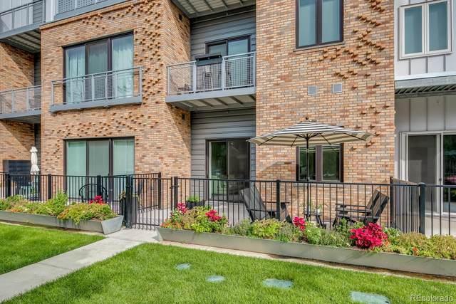 2550 Lawrence Street Rb103, Denver, CO 80205 (#1897737) :: Venterra Real Estate LLC