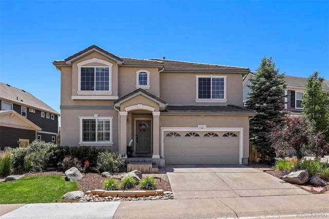 3480 Starry Night Loop, Castle Rock, CO 80109 (#1897859) :: The Harling Team @ Homesmart Realty Group