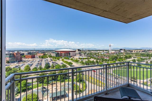 1411 Wynkoop Street #802, Denver, CO 80202 (MLS #1897918) :: 8z Real Estate