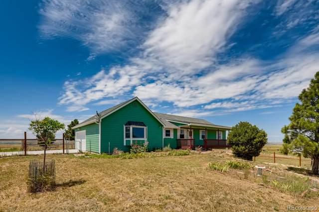 30935 Whispering Pines Place, Kiowa, CO 80117 (#1898059) :: The HomeSmiths Team - Keller Williams