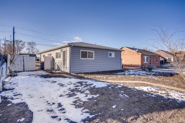 5511 Leyden Street, Commerce City, CO 80022 (#1898250) :: Wisdom Real Estate