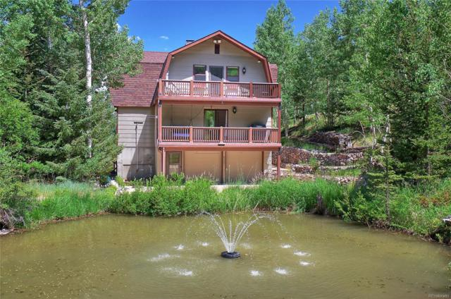 6250 Waterfall Loop, Manitou Springs, CO 80829 (MLS #1898322) :: Kittle Real Estate