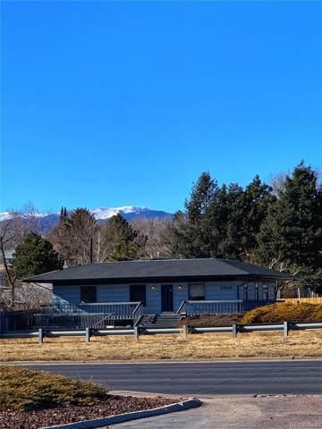 2340 N Academy Boulevard, Colorado Springs, CO 80909 (#1898370) :: The DeGrood Team