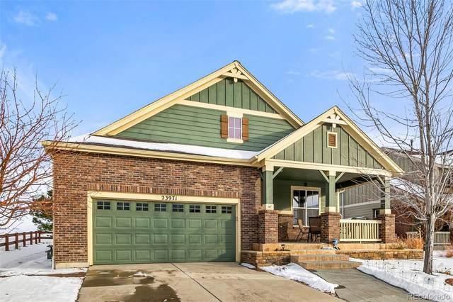 23971 E Garden Drive, Aurora, CO 80016 (#1898415) :: Venterra Real Estate LLC