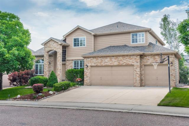 7021 Turweston Lane, Castle Pines, CO 80108 (#1898865) :: HomeSmart Realty Group