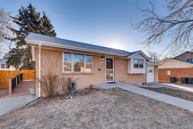 11564 Marion Street, Northglenn, CO 80233 (MLS #1898954) :: Colorado Real Estate : The Space Agency