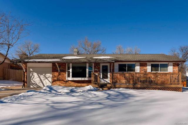7063 S Dexter Street, Centennial, CO 80122 (#1899905) :: Colorado Team Real Estate