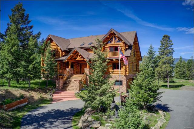26474 Grand Summit Trail, Evergreen, CO 80439 (#1899964) :: Compass Colorado Realty