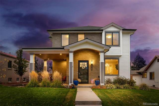 1625 S Lafayette Street, Denver, CO 80210 (MLS #1900210) :: Bliss Realty Group