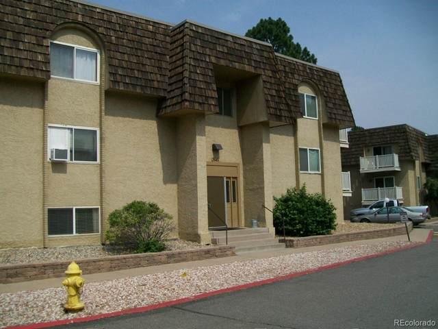 7615 E Quincy Avenue #105, Denver, CO 80237 (#1900682) :: Relevate | Denver