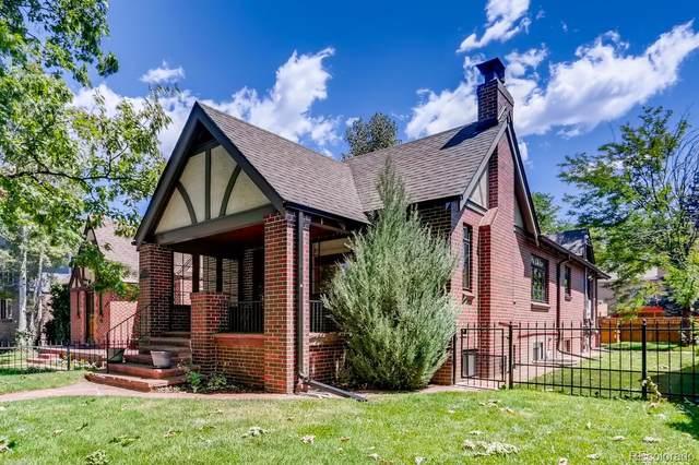 1254 S Columbine Street, Denver, CO 80210 (MLS #1900989) :: 8z Real Estate