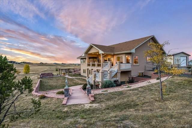 7416 Crow Court, Colorado Springs, CO 80908 (#1901066) :: Venterra Real Estate LLC