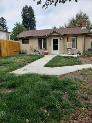 3801 S Logan Street, Englewood, CO 80113 (MLS #1901348) :: 8z Real Estate