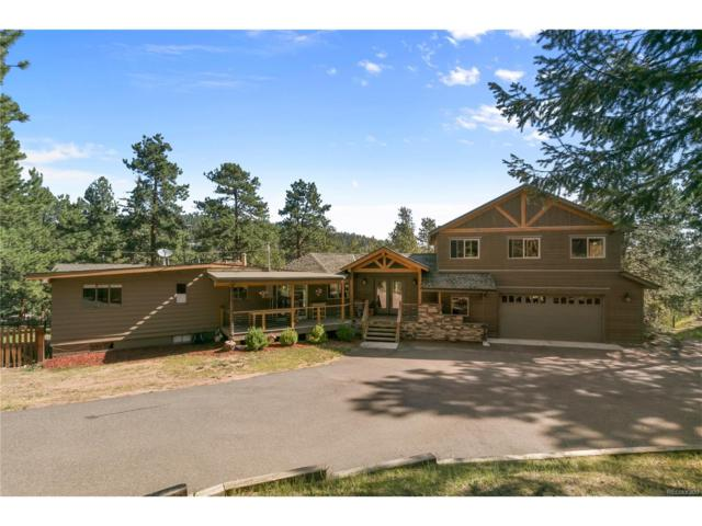 28609 Pine Drive, Evergreen, CO 80439 (MLS #1901356) :: 8z Real Estate