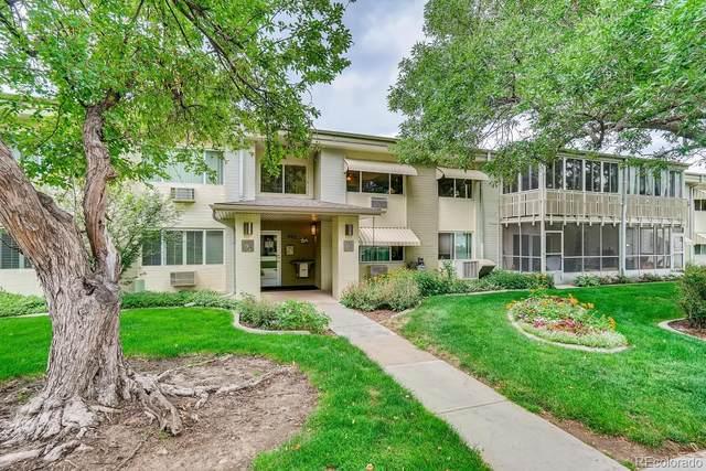 665 S Clinton Street 10B, Denver, CO 80247 (#1901364) :: milehimodern