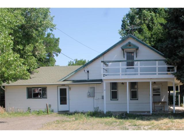 307 Pawnee Street, Kiowa, CO 80117 (MLS #1901860) :: 8z Real Estate
