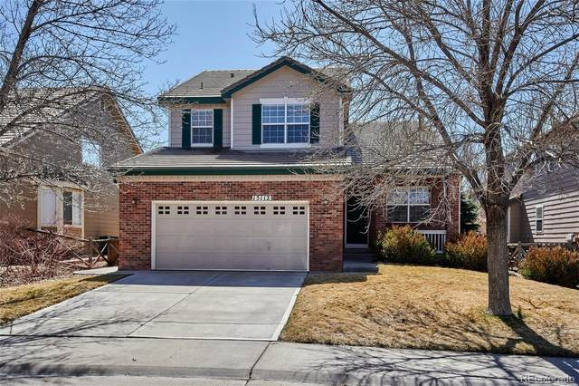 15112 E 117th Place, Commerce City, CO 80603 (#1902188) :: The Griffith Home Team