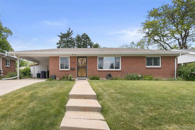 2551 S Perry Street, Denver, CO 80219 (#1902415) :: Colorado Home Finder Realty