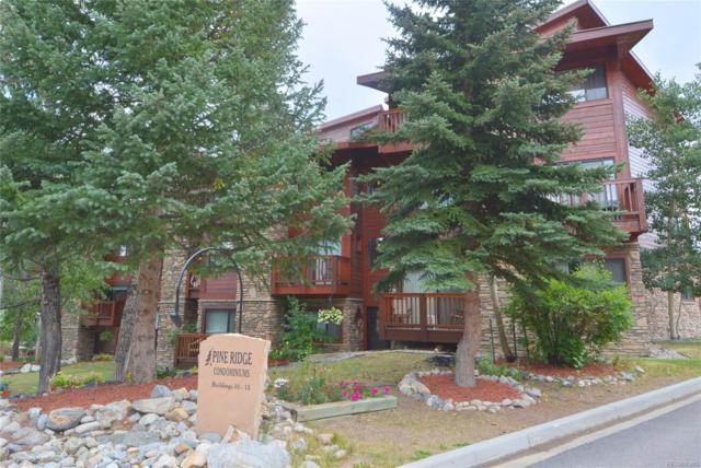 405 Four Oclock Road 11E, Breckenridge, CO 80424 (#1903078) :: Bring Home Denver