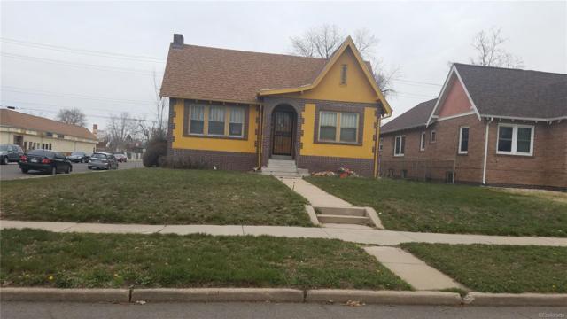 2688 Elm Street, Denver, CO 80207 (MLS #1903235) :: 8z Real Estate