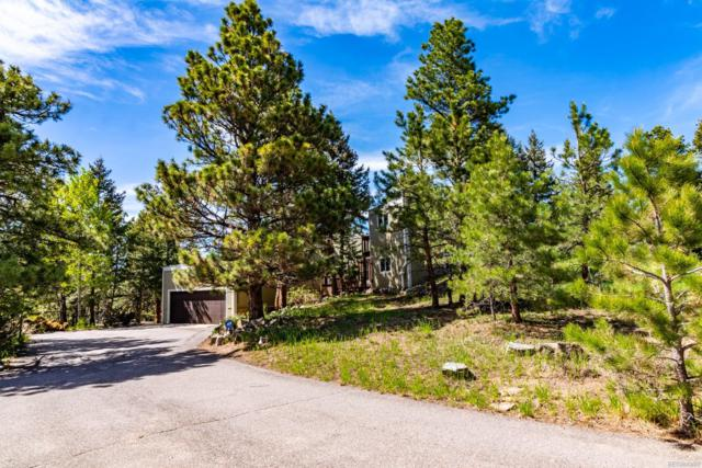 6485 Olympus Drive, Evergreen, CO 80439 (#1903498) :: Berkshire Hathaway Elevated Living Real Estate