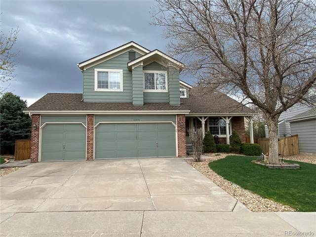 10571 Tigers Eye, Littleton, CO 80124 (#1903813) :: Venterra Real Estate LLC