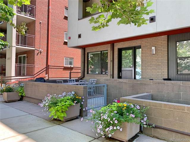 360 S Lafayette Street #103, Denver, CO 80209 (#1904550) :: Colorado Home Finder Realty