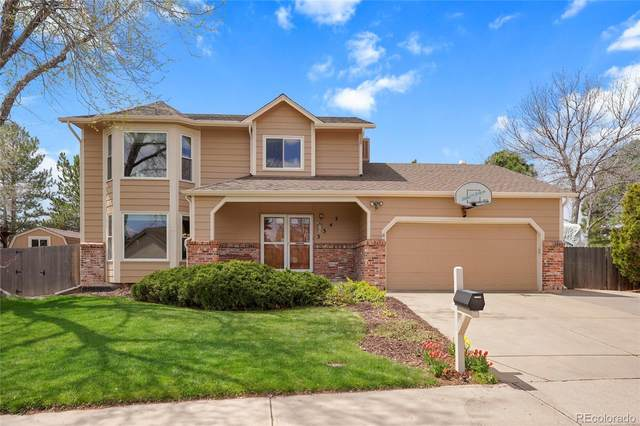 3343 S Salida Way, Aurora, CO 80013 (#1904711) :: The Dixon Group
