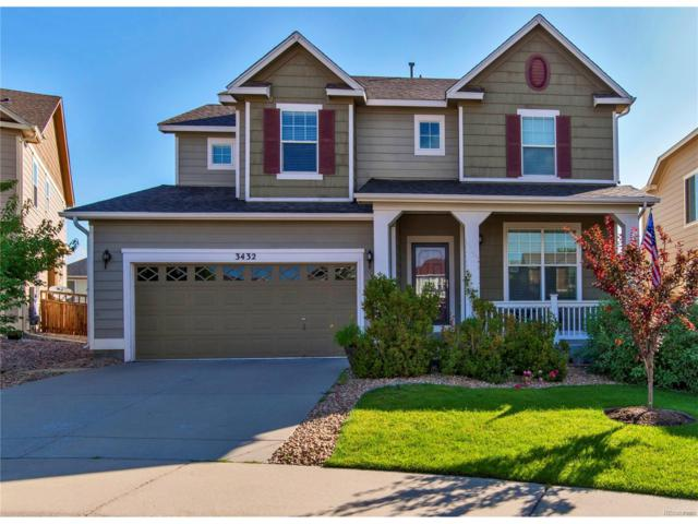 3432 Riding Hood Court, Castle Rock, CO 80109 (#1904836) :: The Peak Properties Group