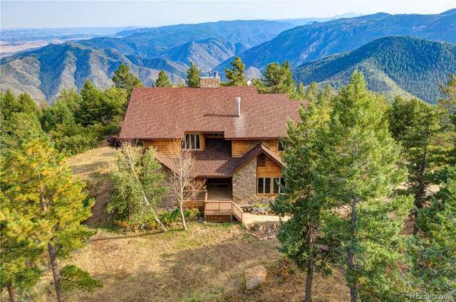 12421 High Country Trail, Littleton, CO 80127 (MLS #1904910) :: 8z Real Estate