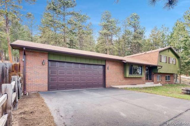 7975 Native Dancer Trail, Evergreen, CO 80439 (#1905235) :: The Heyl Group at Keller Williams