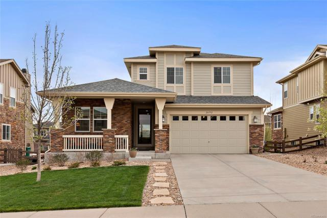 26552 E Calhoun Place, Aurora, CO 80016 (#1905479) :: The Galo Garrido Group