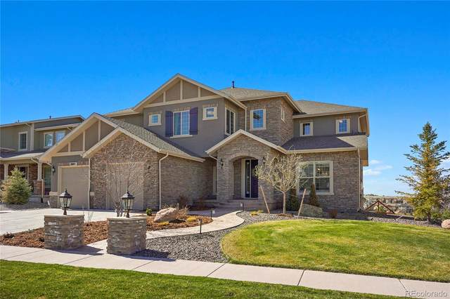 11605 Pine Canyon Drive, Parker, CO 80138 (#1905677) :: Wisdom Real Estate