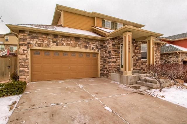 24728 E Layton Place, Aurora, CO 80016 (#1905732) :: Keller Williams Action Realty LLC