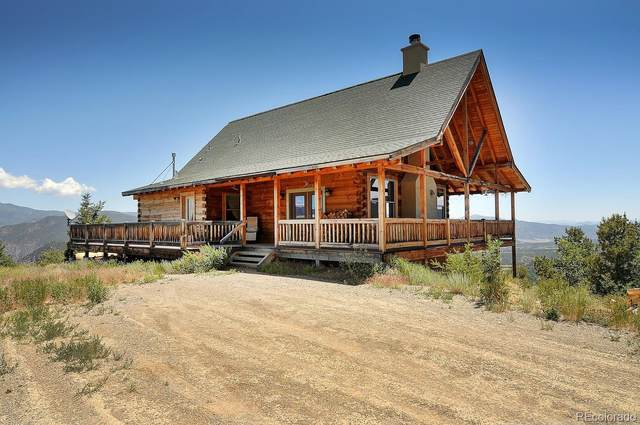 580 Upper Camp Road, Howard, CO 81233 (#1905828) :: The DeGrood Team