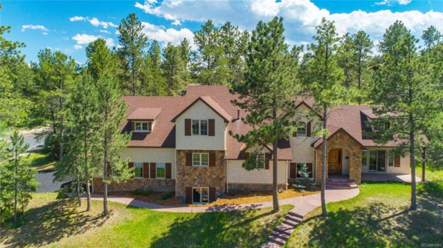 590 Cumberland Road, Larkspur, CO 80118 (MLS #1905834) :: 8z Real Estate