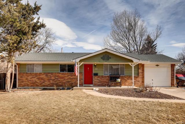 1598 S Brentwood Street, Lakewood, CO 80232 (MLS #1906094) :: 8z Real Estate